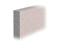 FASSA, IN-THERM Lastra isolante in silicato di calcio idrato per interni