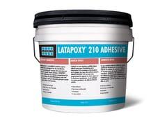 Epossidico tricomponenteLATAPOXY® 210 ADHESIVE - LATICRETE EUROPE