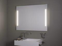 KOH-I-NOOR, LATERALE LED Specchio da parete con illuminazione integrata per bagno