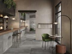 RAK Ceramics, LAVA CONCRETE Pavimento/rivestimento effetto cemento