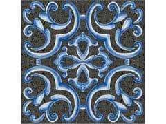 Pavimento/rivestimento LAVA STONE LUX BLUE - Del Etna