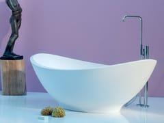 Vasca da bagno centro stanza ovaleLAVASCA MINI - RAPSEL INTERNATIONAL