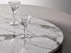 Piano per tavoli rotondo in marmoLAZY SUSAN | Piano per tavoli in marmo - MERIDIANI