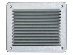 Griglia di ventilazione rettangolare in metallo AluzinkLB1916ZK - FIRST CORPORATION