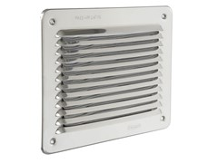 Griglia di ventilazione rettangolare in acciaio InoxLBR1916IN - FIRST CORPORATION