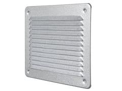Griglia di ventilazione rettangolare in metallo AluzinkLBR1916ZK - FIRST CORPORATION