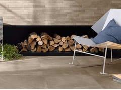 Pavimento/rivestimento in gres porcellanato effetto pietraLE CAVE - GRUPPO ARMONIE
