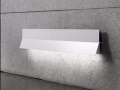 Applique a luce indiretta in alluminio LEA 03 - Lea