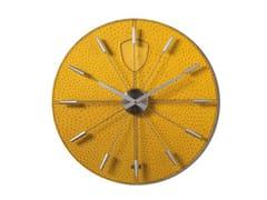 Orologio in pelle di struzzo da pareteTL | Orologio - TONINO LAMBORGHINI CASA BY FORMITALIA GROUP