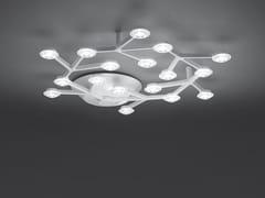 Lampada da soffitto a LED a luce diretta LED NET CIRCLE | Lampada da soffitto - Led Net