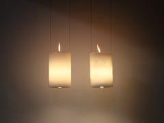 Lampada a sospensione in cera°LED ON FIRE - EDEN DESIGN