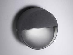 Lampada da parete per esterno a LED in alluminioBOTTOM | Lampada da parete per esterno a LED - AILATI LIGHTS BY ZAFFERANO