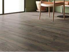 Pavimento/rivestimento in gres porcellanato effetto legnoLEGNI HIGH-TECH | Rovere choco - ARIOSTEA