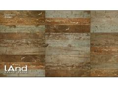 Pavimento in gres porcellanato tecnico effetto legno LEGNO NOCE - LEGNO