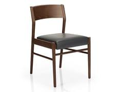 Sedia in legno massello LEONOR M925 UW - Leonor