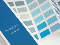 Pittura decorativa acrilicaLES BLEUS - MAT SOYEUX - REZINA
