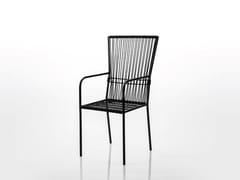 Sedia con schienale alto LES COPAINS MEDIUM | Sedia con schienale alto - Les Copains