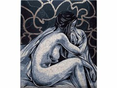 Mosaico in marmo LES DEMOISELLES III - Artistic