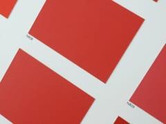 Pittura decorativa acrilicaLES NOUVEAUX ROUGES - MAT SOYEUX - REZINA