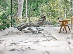 Pavimento/rivestimento in gres porcellanato effetto marmoLES ORIGINES DE REX - REX MADE IN FLORIM CERAMICHE