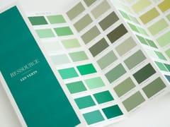 Pittura decorativaLES VERTS - MAT POUDRÉ - REZINA