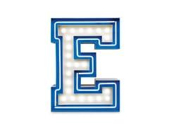 Lettera luminosa LETTER E -