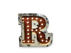 Lettera luminosa LETTER R -