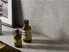 Level by Emilgroup, LEVEL STONE Lastre ceramiche per top bagno/cucina e rivestimenti
