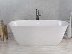 Vasca da bagno centro stanza ovale in Dolotek©LEVI | Vasca da bagno - CONSTRUPLAS