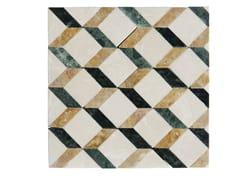 Mosaico in marmo LEVIGATI A MANO 02 - Design
