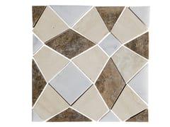 Mosaico in marmo LEVIGATI A MANO 04 - Design