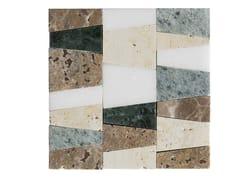 Mosaico in marmo LEVIGATI A MANO 07 - Design