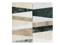 Mosaico in marmo LEVIGATI A MANO 09 - Design