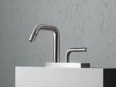 Miscelatore per lavabo da piano con bocca orientabile LEVO 14 35 - Levo