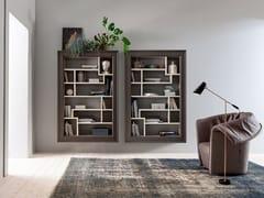 Libreria sospesa in legno masselloLEXINGTON | Libreria sospesa - DEVINA NAIS