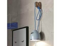 Lampada a sospensione a luce direttaLH16 - ALTA CORTE