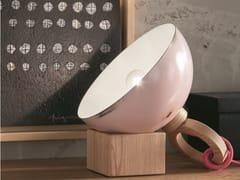 Lampada da tavolo a luce diretta e indiretta LH21 - ECOLAB 2
