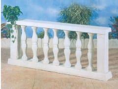 Balaustra in cementoLIBERTY - CANTIERE TRI PLOK