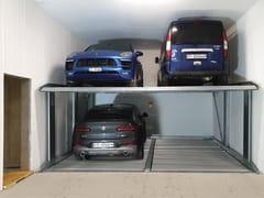 Sistema di parcheggio automaticoLIFT BOX C2-C4-C6 - GREEN PARK