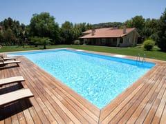 Telo armato per rivestimento piscineLIGHT BLUE - RENOLIT ALKORPLAN