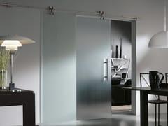 Porta scorrevole in vetroLIGHT | Porta scorrevole - COCIF