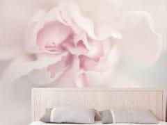 Carta da parati panoramica in JET TEX con motivi florealiLIGHT PEONIESL - ACTE DECO