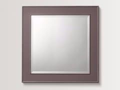 BATH&BATH, LILAC Specchio quadrato da parete con cornice