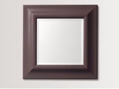 BATH&BATH, LILUM Specchio quadrato da parete con cornice