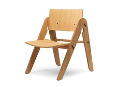 Sedia per bambini in rovereLILY'S CHAIR OAK - WE DO WOOD