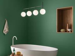 Marca Corona, LILYSUITE GREEN Rivestimento in ceramica