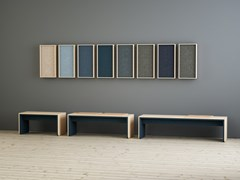 Glimakra of Sweden, LIMBUSCAMPUS | Pannello acustico a parete  Pannello acustico a parete