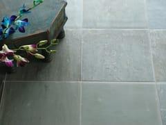 Pavimento/rivestimento in pietra naturale per interniLIME GREEN ANTIQUED LIMESTONE - STONE AGE PVT. LTD.