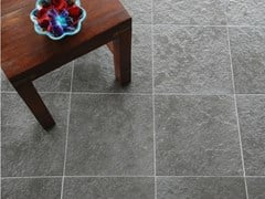 Pavimento/rivestimento in pietra naturale per interniLIME GREY VELVET LIMESTONE - STONE AGE PVT. LTD.