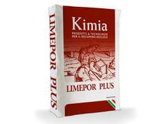 Malta fibrata a base calceLIMEPOR PLUS - KIMIA